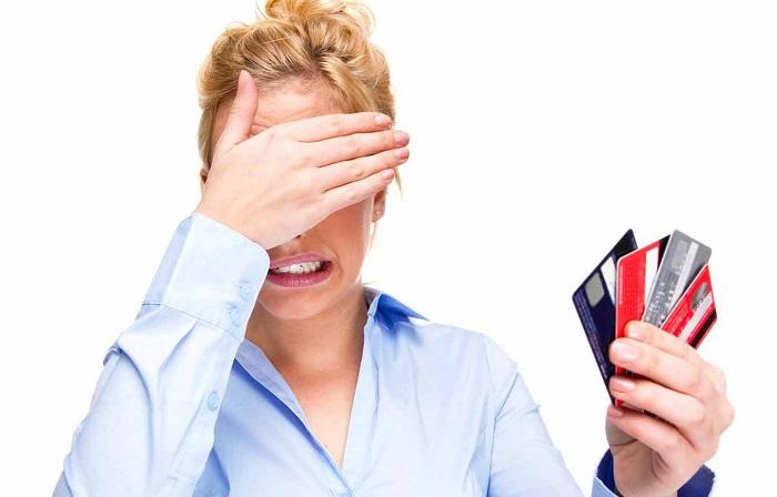 Блокировка кредитки