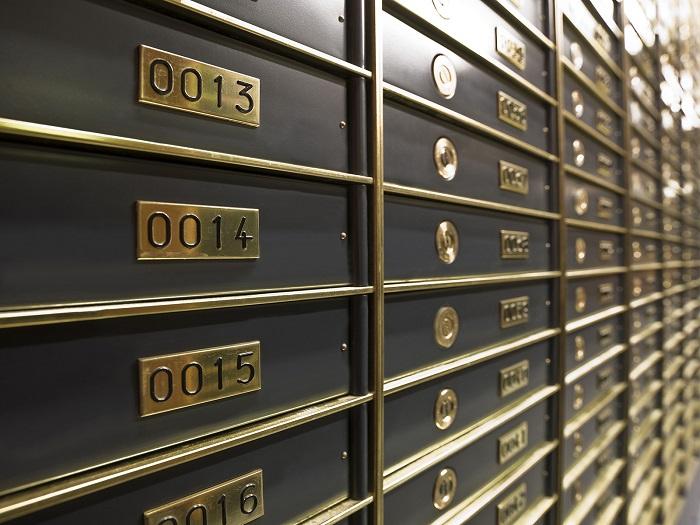 Хранилище банка