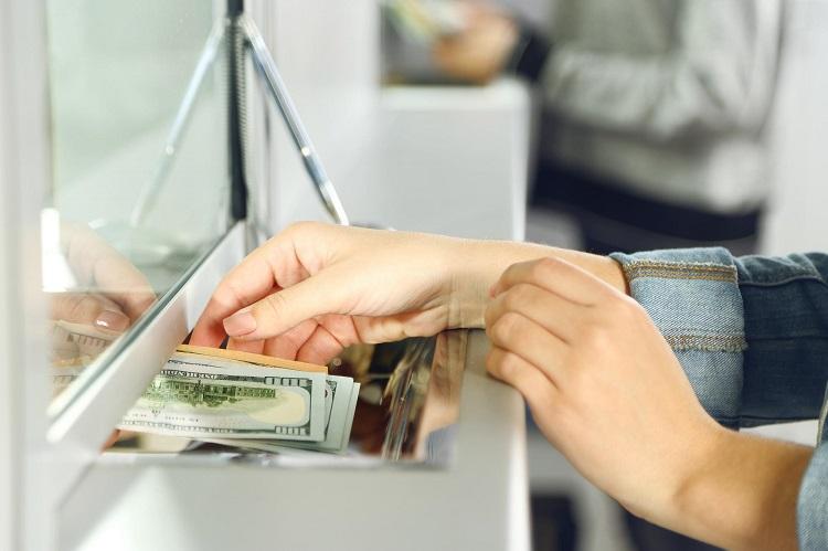 Оплата денег