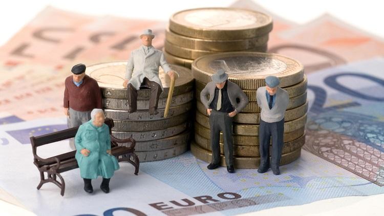 Накопления пенсии