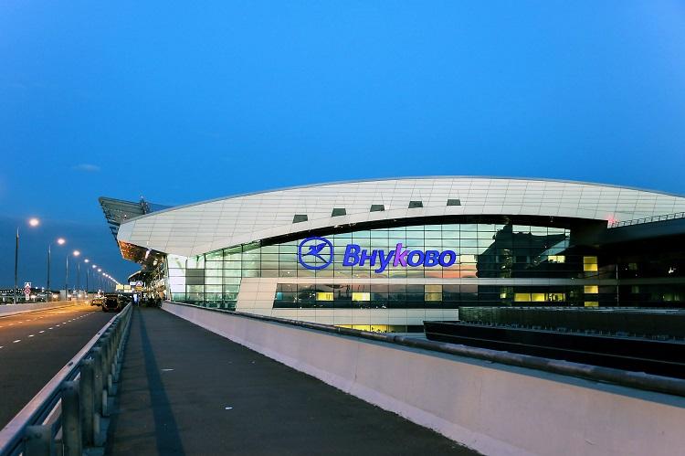 Московский аэропорт