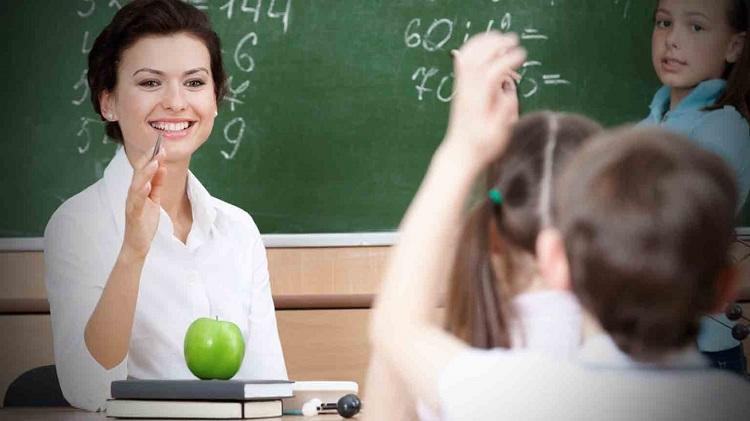 Заработная плата учителя начальных классов
