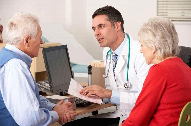 Пациенты у врача
