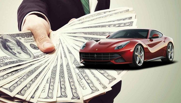 Деньги на машину
