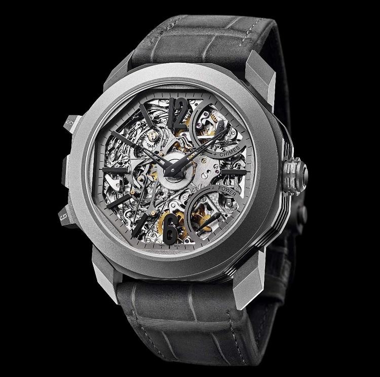 Часы Grande Sonnerie