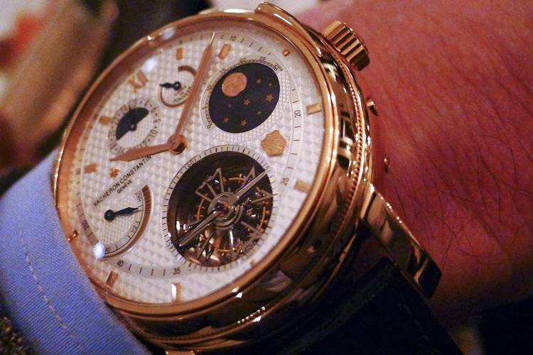 Часы Vacheron