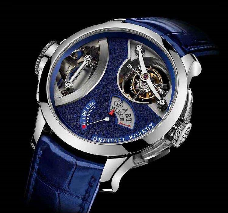 Часы Greubel