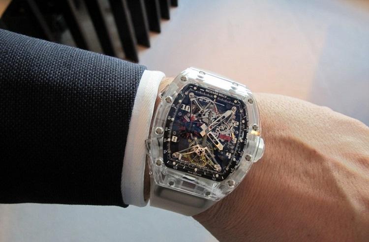 Часы The Richard Mille RM 56-01
