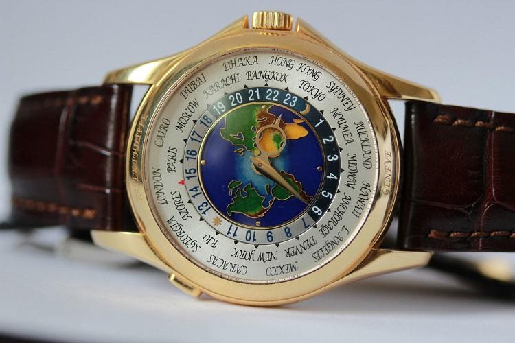 Часы Platinum World Time от Patek Philippe