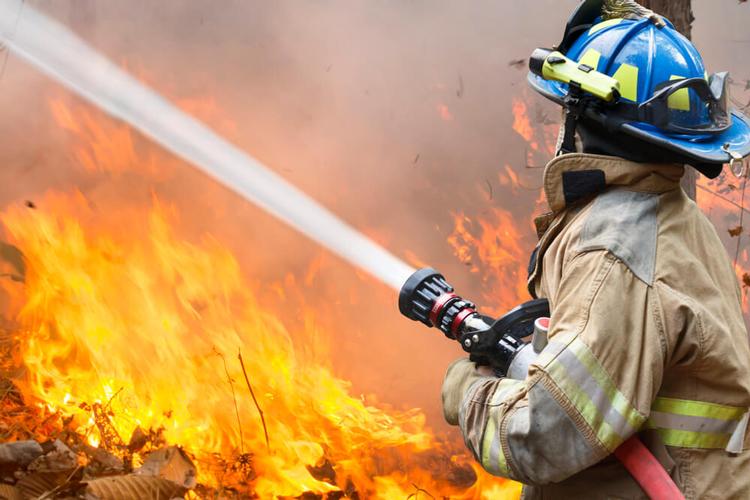 Как получить работу пожарного