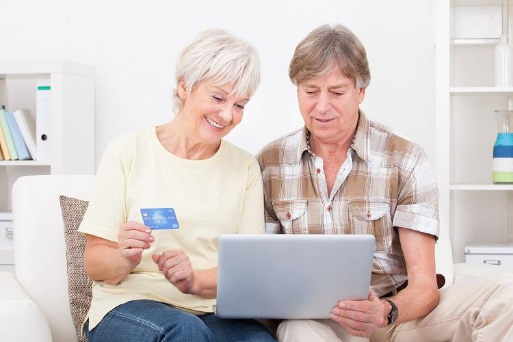 Оформление пенсии онлайн